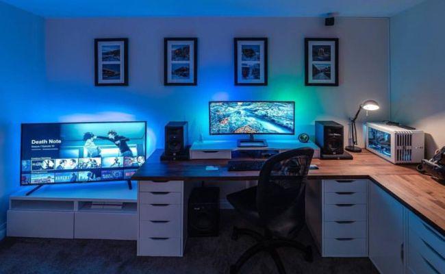 Get That Geek Supplies In Setups Pinterest Gaming
