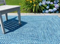 Blue Indoor Outdoor Rug | Indoor and Outdoor Rugs ...