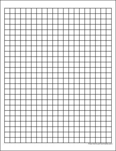 Print graph paper free from this graph paper's grid is