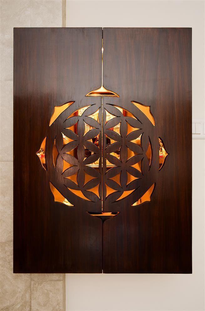 Prayer Room And Mandir Design Ideas Online Tfod Also Like The Of Door House  Designs Pinterest