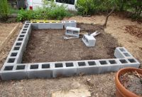 how to build a floating deck on dirt - Google Search   For ...