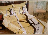 LOUIS VUITTON BED SHEET SATIN | Bedroom/Bed/Closet ...