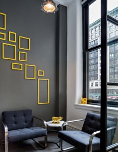 Great idea for  diy artwork also best images about cafe on pinterest carpet squares carpets and rh