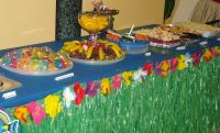 Luau Party Ideas | Be organized . Make lists for needed ...