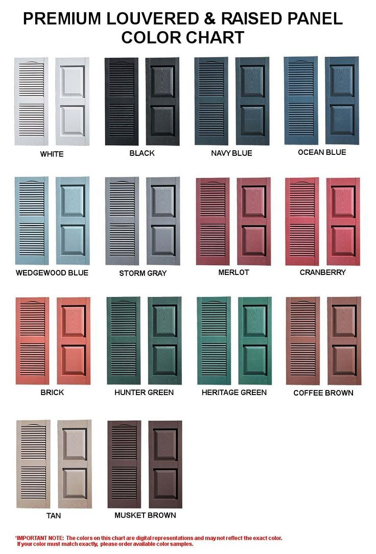 Image Result For Shutter Colors For Brick House Decor Ideas