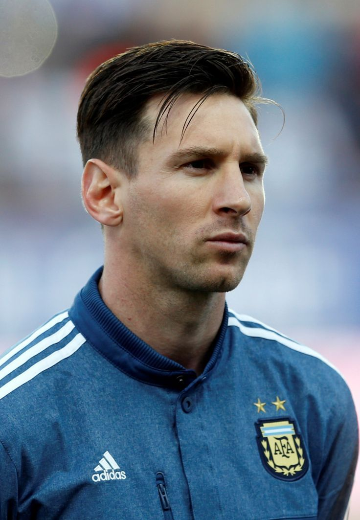 Lionel Messi Hairstyle Lionel Messi Pinterest Messi