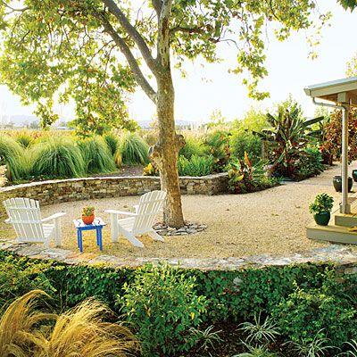 21 Inspiring Lawn Free Yards Gardens Stones And Backyards
