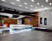 Modern Office Lighting Design Ideas