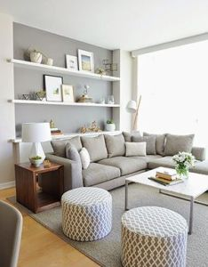 more ways to make  small room look bigger also rooms rh pinterest