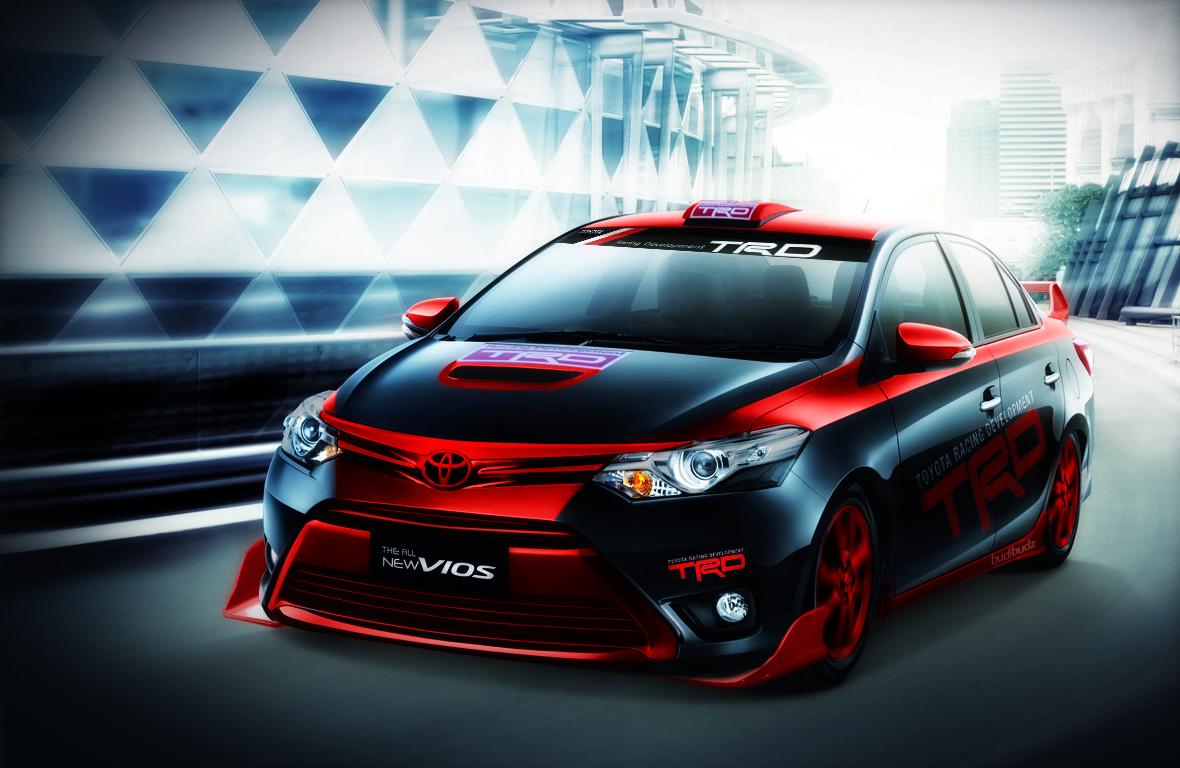 My Toyota Vios Trd Thế Giới Toyota Pinterest Toyota