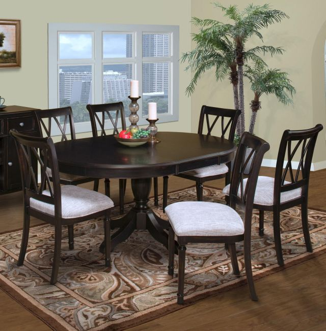 Maryhill 7 Piece Set by New Classic