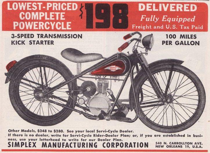 Resultado de imagen para motobike Simplex