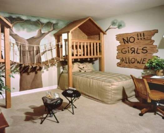 Awesome Bedrooms For Boys