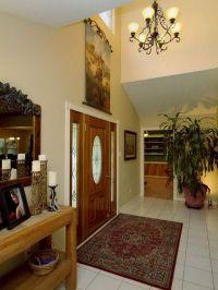 foyer wall decorating ideas - Google Search | Entrance Way ...