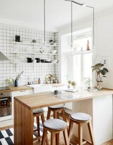 Una cocina nordica diferente design kitchenkitchen ideasinterior also for the home pinterest kitchens rh es