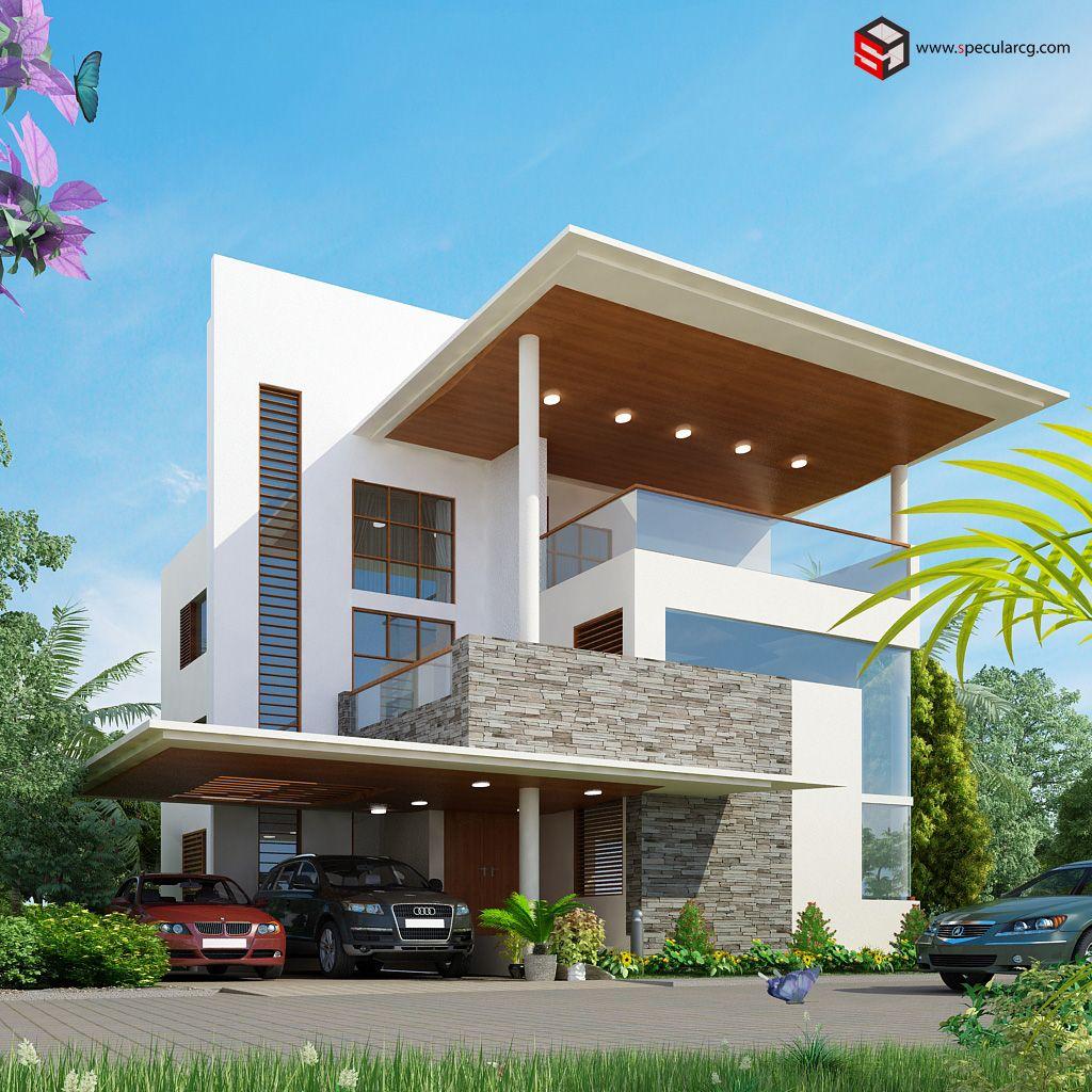 Architectural Designs Architecture Exterior Walkthroug 3d