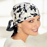 Cancer Patient Head Scarves, Chemo Scarf, Head Wraps ...