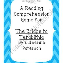 Plot Diagram For Bridge To Terabithia 2005 Acura Tl Door Speaker Wiring The Reading Comprehension Game From Mrs. Spangler In Middle On ...