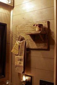 Country Primitive Bathroom Decor | Primitives | Pinterest ...