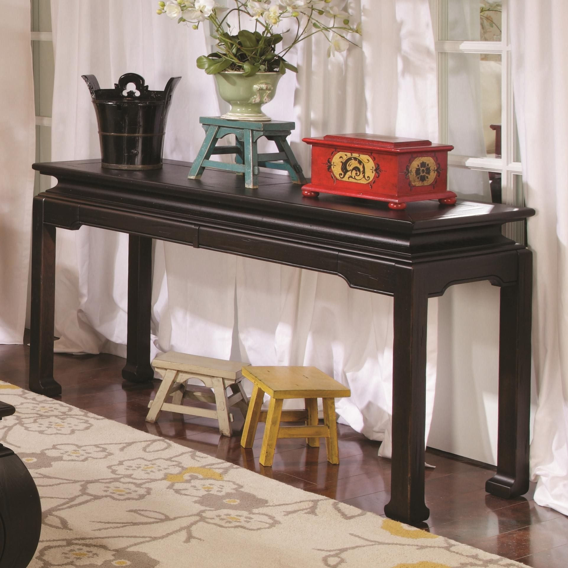 chair covers hamilton ontario square leg sleeves chow sofa table by hammary stoney creek furniture