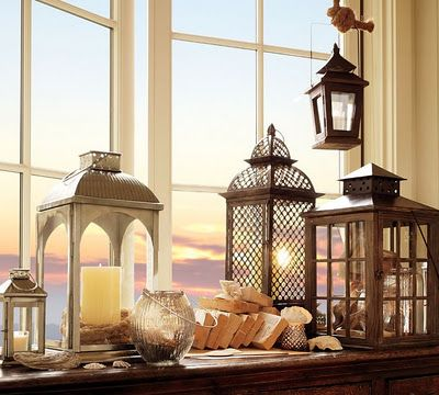 Decorative Lanterns Ideas & Inspiration For Using Them In Your