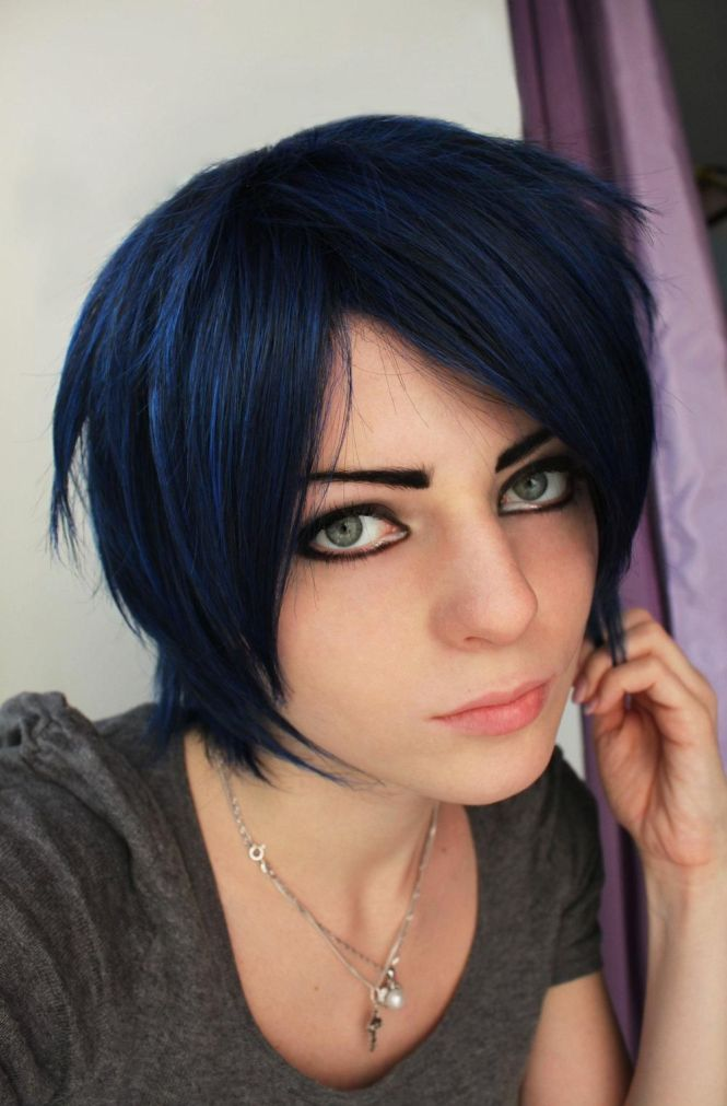 What is the best blue black hair color the best hair color 2017 best 25 midnight blue hair ideas on dark urmus Image collections