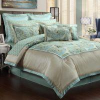 bedspreads sea glass color - Google Search/ do u like ...
