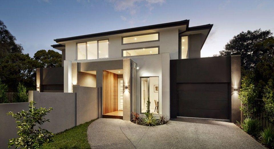 Dual Occupancy Home Designs & Plans Carter Grange House