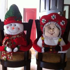 Christmas Elf Chair Covers Baby Sitting India Adorno De Navidad Para Sillas Car Pictures Ideas El