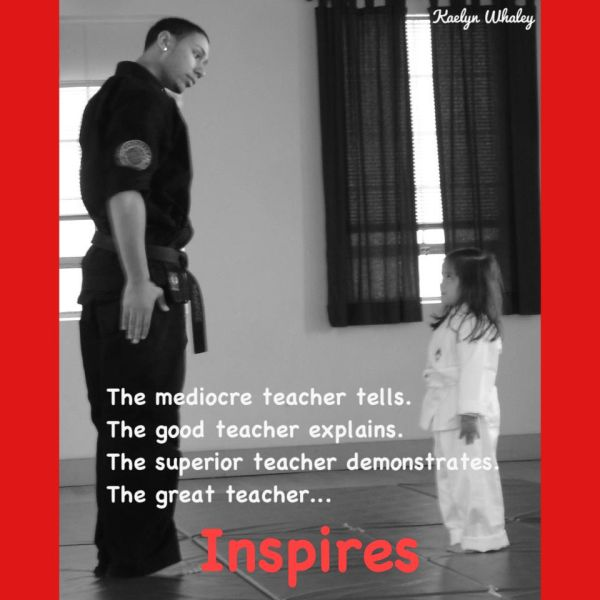 Martial Arts Respect Quote