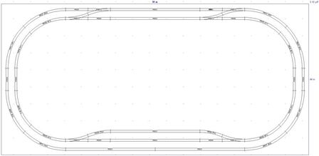 Hornby OO Layout Ideas for Shunting or Continuous Running