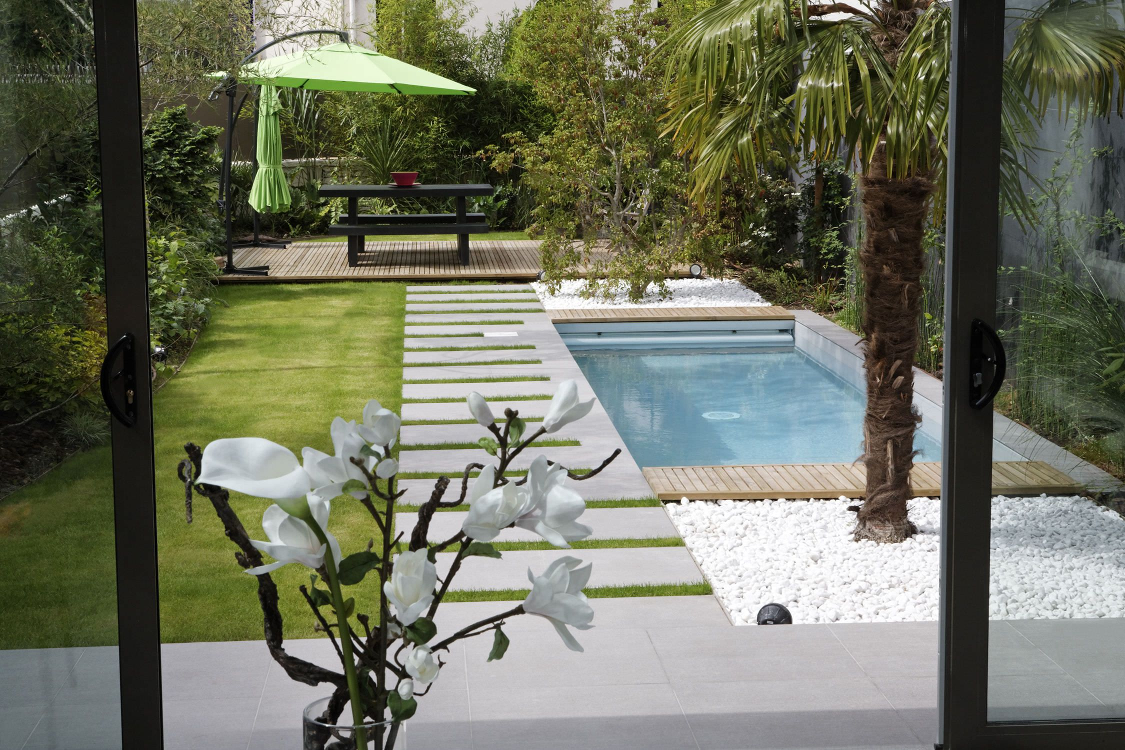 Swimming Pool Awesome Swimming Pool Deck Designs With Infinity