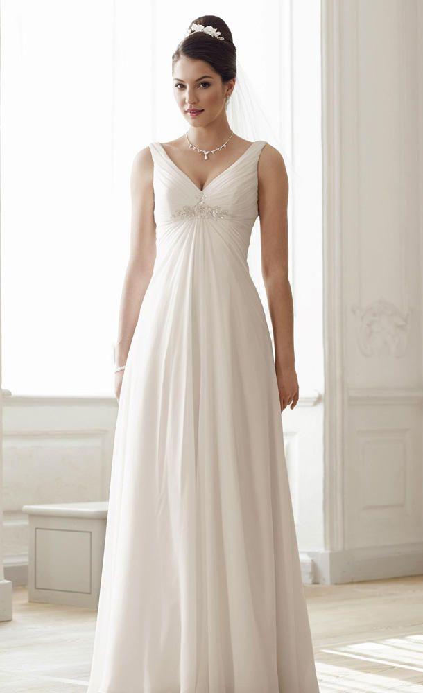 Brautkleid Standesamt Die Schönsten Kleider Für Die