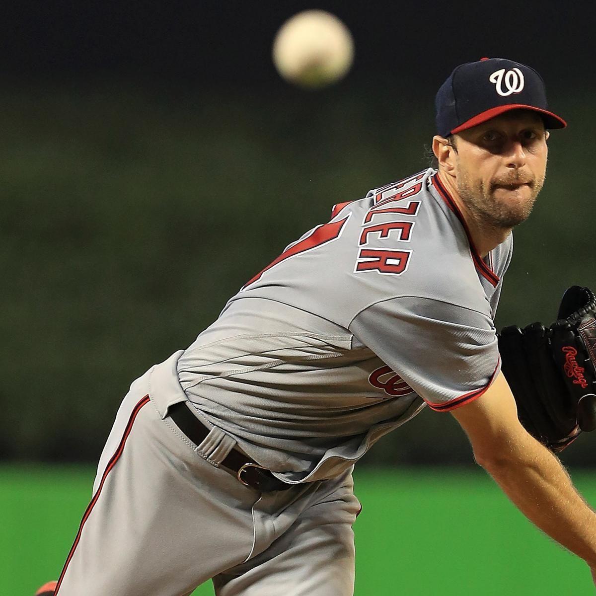 210M Ace Max Scherzer Has Passed Clayton Kershaw As MLB's No 1