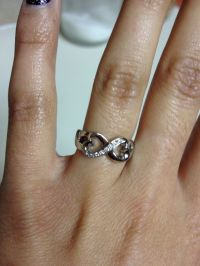 Schn Tiffany Promise Ring