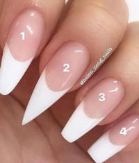 Acrylic Nail Styles | Different Types of Acrylic Nails ...
