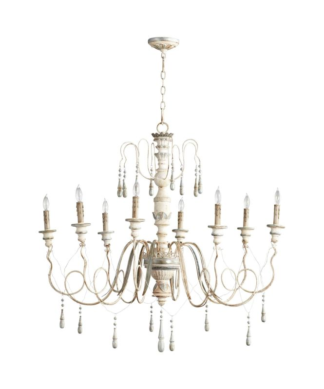 South S Decorating Cyan Design 05714 Chantal Traditional Chandelier I Just Love This For The Dining Room