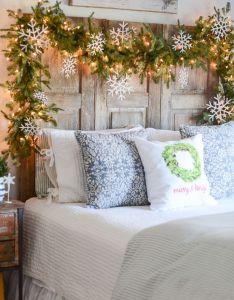 comfy christmas bedroom decor ideas also bedrooms rh pinterest