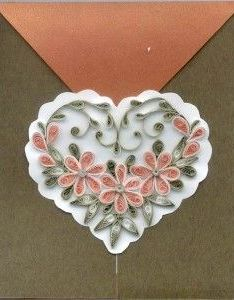 Quilled valentines day craft projects and ideas also rh uk pinterest