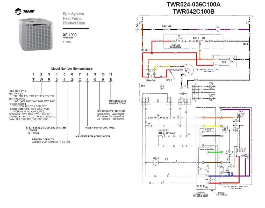 hight resolution of heat pump contactor wiring diagram heat image trane contactor wiring diagram trane automotive wiring diagram on