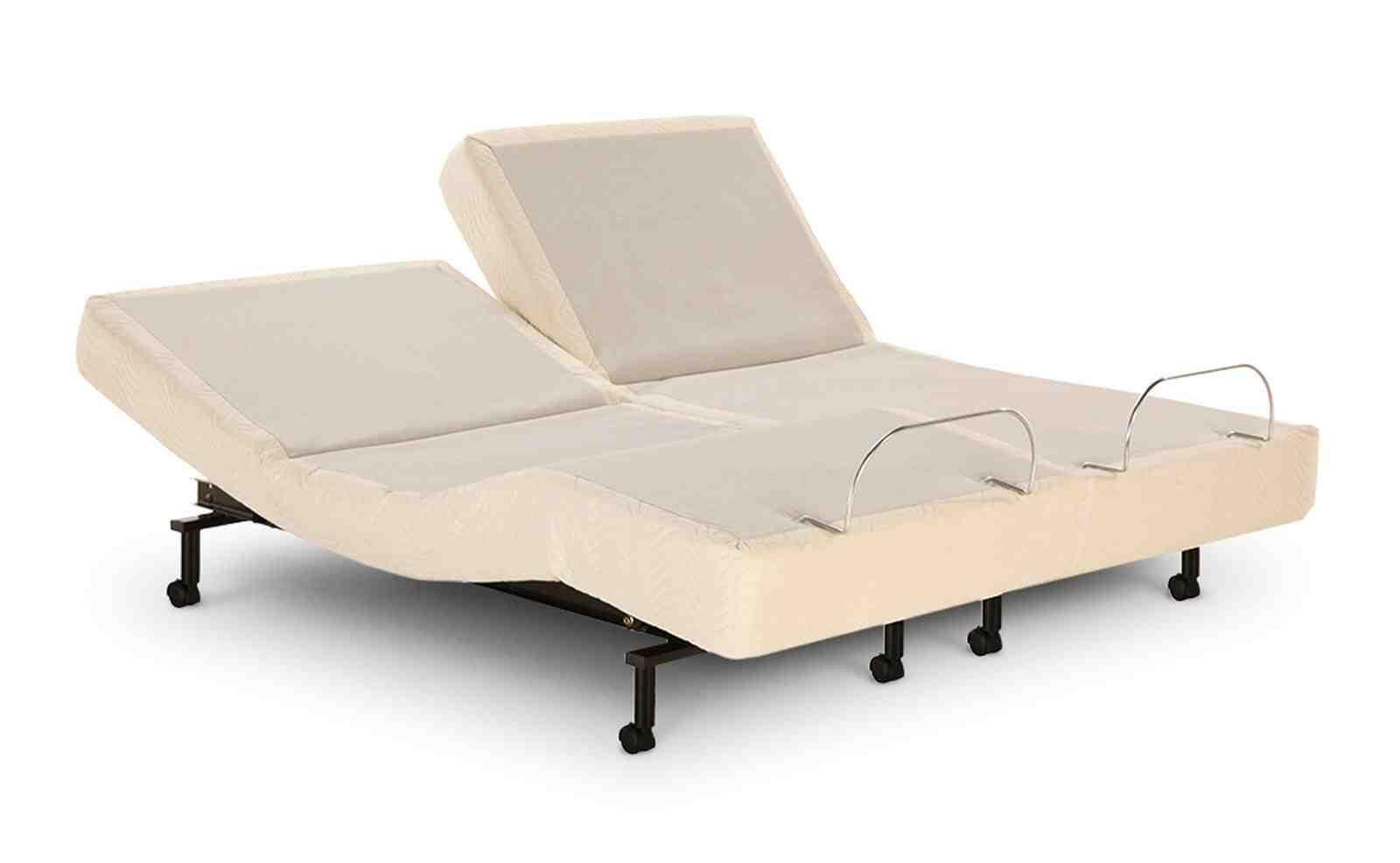 Split Cal King Adjustable Bed