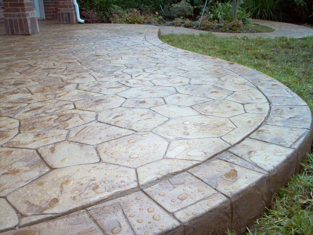 slatepatio  slate tile patio designs  Outside