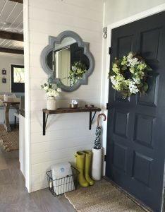 Bhg magazine shoot recap also best images about   vao on pinterest shelves entrance and rh