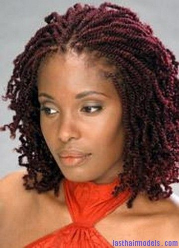 Braided Hairstyles For African Americans Nubian Braids