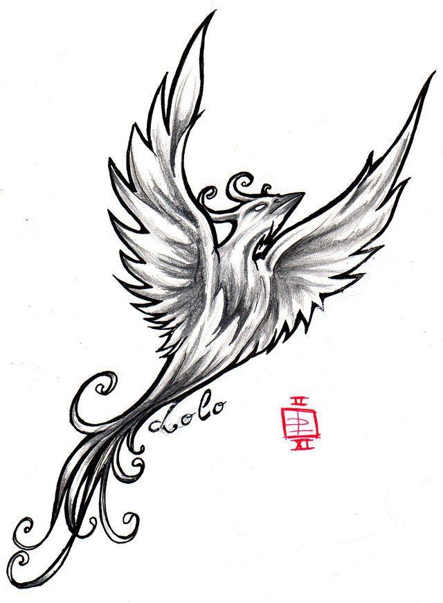 Healing Symbol Tattoo
