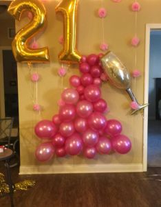 Find This Pin And More On Shelby St Birthday Number Balloons Also Best Images About