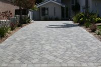 ORCO 'Villa' Pavers at 45 degrees.