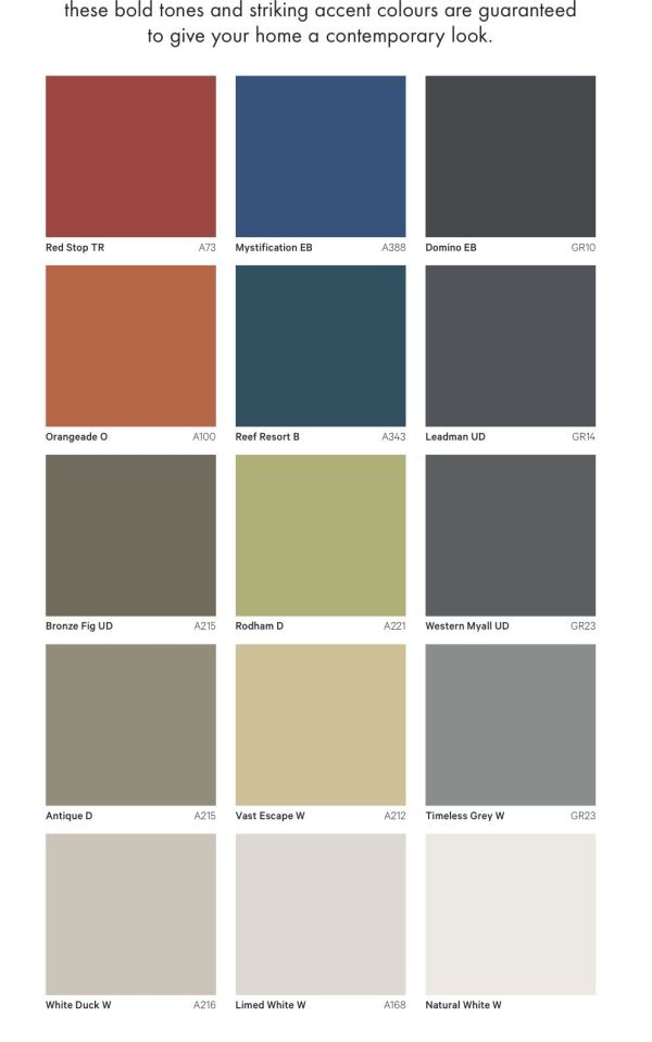 Paint Color Combinations Chart Vtwctr