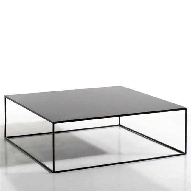 Table Basse Metal Carree Romy