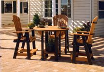 Leisure Lawn Poly Outdoor Furniture